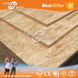 OSB Oriented Strand Board / OSB Board for Construction and Building pictures & photos