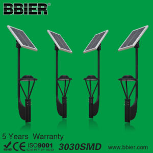 2017 New Type Solar Powered Garden Lights with 5 Years Warranty pictures & photos