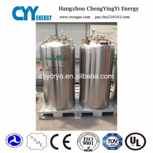 Cyy Energy Brand Micro Bulk Tank for Lox. Lin. Lar. Lco2. LNG. LPG pictures & photos