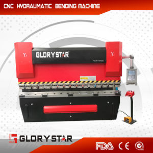 Glorystar Laser Hydraulic Metal Press Brake for Stainless Steel pictures & photos