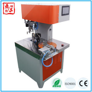 Automatic Wire Cable Coil Winding and Bundling Machine pictures & photos