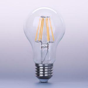 LED Filament Bulb Light, E27, 6W pictures & photos