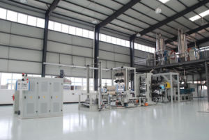 PET Mono-layer and Multi-layer Sheet Extrusion Line pictures & photos