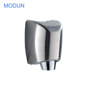 Hotel School Hospital Commercial Hygiene Stainless Steel 304 High Speed Auto Hand Dryer pictures & photos