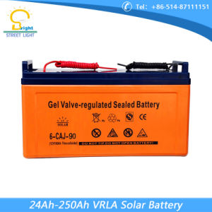 Solar Seal Battery 90ah for Solar Using pictures & photos
