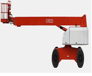 Hot Sale Telescopic Boom Lift with Max Working Height 32.4m pictures & photos