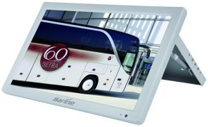 18.5 Inches Bus Color TV Display Manual LCD Monitor pictures & photos