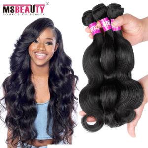 Brazilain Hair Weave Bundles Unprocessed Virgin Remy Human Hair pictures & photos