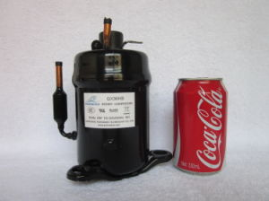 Purswave Qx65h Compressor for Dehumidifier Mini Air Conditioner Hbp R134A Rotary Vertical Refrigeration Compressor pictures & photos