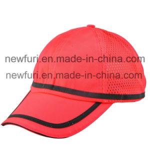 100% Polyester Fabric Reflective Caps Reflective Baseball Cap pictures & photos