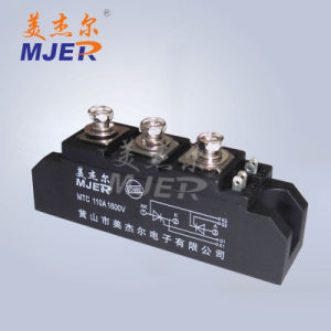 Thyristor Power Module Mtc 110A 1600V SCR Silicon Controlled Rectifier pictures & photos
