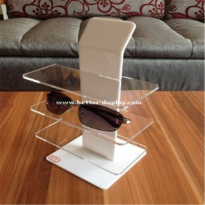 Acrylic Wall Mounted Sunglass Display Rack pictures & photos