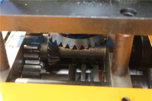 Five Function Lock Forming, The Duct Line Forming Lock Machine pictures & photos