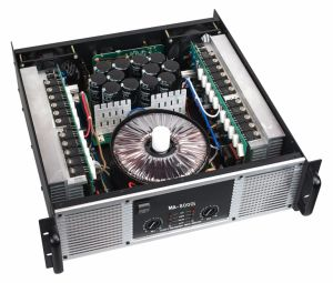 Professional Power Amplifier 3u Height Ma-8000I pictures & photos