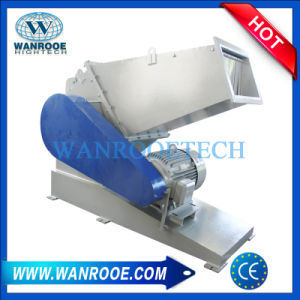 Plastic PVC Pipe Sheet Profile Recycling Crusher Machine pictures & photos