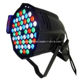 Event Disco DJ 54*3W LED RGBW 4 in 1 LED PAR Light pictures & photos
