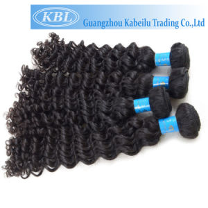 Unprocessed Healthy Brazilian Curly Human Hair Extension (KBL-BH-CW) pictures & photos