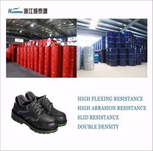 PU Chemical/ PU Raw Material/Polyurethane Chemical for Safety Shoe Sole: Polyester Polyol and Isocyanate pictures & photos