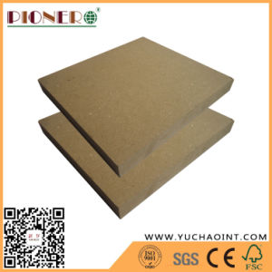 Raw MDF / MDF Wood Prices / Plain MDF Board for Furniture pictures & photos