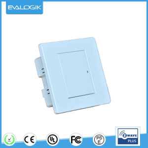 Z-Wave in-Wall Smart on/off Switch, White pictures & photos