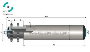 Damon Industrial Double Steel Sprocket Roller (2411/2421) pictures & photos