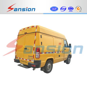 Electric Power Engineering Test Van Vehicle pictures & photos