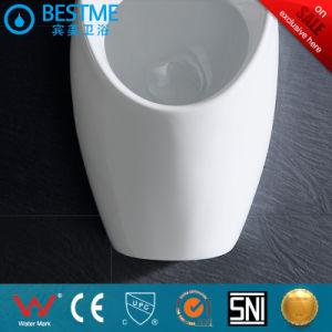 Hot Design Sensor P-Trap Wall-Hung Urinal Bc-8010 pictures & photos