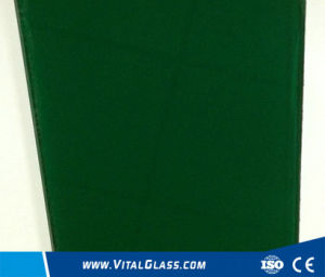 6mm Reflective Glass/Tempered Glass/Laminated Glass/Tinted Float Glass/Decorative Glass/Decoration Glass pictures & photos