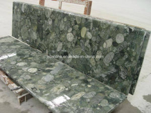 Manufacturer of Green Marinace Granite Countertop pictures & photos