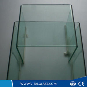 15/19mm Thick Tempered Building Glass with Polished Edge pictures & photos