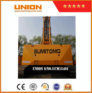 Ls238 (100T) Hydraulic Original Sumitomo Crawler Track Crane pictures & photos