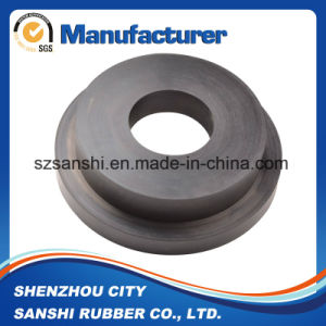 OEM Customized NBR FKM Viton Silicone EPDM Rubber Grommet pictures & photos