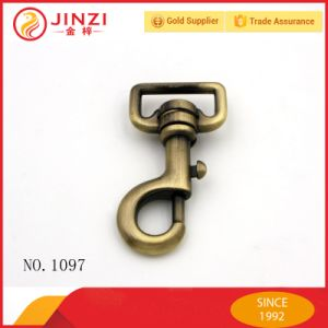 Reliable Supplier Eco-Friendly Zinc Alloy Collar Clasp Trigger Hook pictures & photos