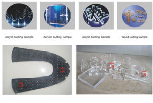 Universal Laser Cutting Machine for Advertising and Signage pictures & photos