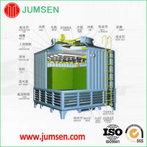 Low Price Cooling Tower Top Quality Equipment for Industry pictures & photos