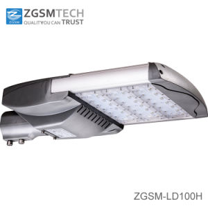 100W Class II LED Street Light with SPD Surge Protector pictures & photos