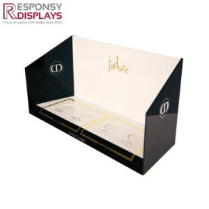Acrylic Customized Perfume Display with Screen Printing Logo pictures & photos