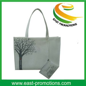 Custom Foldable Recycle Non Woven Bags for Shopping pictures & photos
