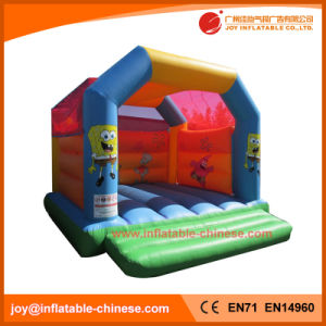 2017 Inflatable Birthday Gift Jumping Castle Combo Bouncer (T1-609) pictures & photos