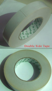 Double-Sided Tissue Tape Shrink with Round Paper on Top pictures & photos