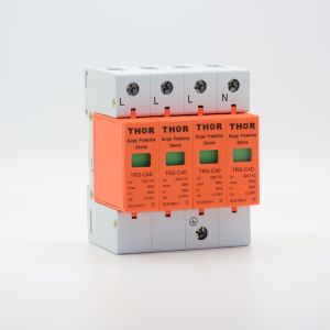 340V 30-40ka AC Power Circuit Breaker Surge Protector pictures & photos