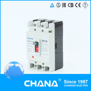 80A M Type 3p 4poles Moulded Case Circuit Breaker MCCB pictures & photos