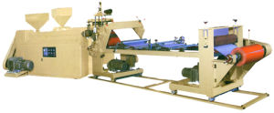 Extrude Plastic Sheet Machine (PP/PS/PE) pictures & photos