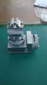 CNC 5 Axis Self Centering Small Precision Vise for Milling Machine (3A-110022) pictures & photos
