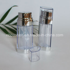 New 15ml*2 Plastic Double Tube Bottle for Cosmetic Packaging (PPC-NEW-121) pictures & photos
