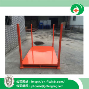 Customized Steel Folding Stacking Frame for Warehouse with Ce pictures & photos