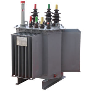 S11 Series 30kVA Three-Phase Double-Winding Oil-Immersed Distribution Transformer pictures & photos
