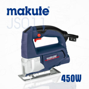 Professional Makute Woodworking Jig Saw Table Saw with 55mm pictures & photos