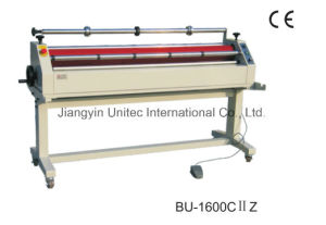 Factory Direct Sale Good Quality 1600mm Cold Laminating Machine Laminator Bu-1600cii Z pictures & photos
