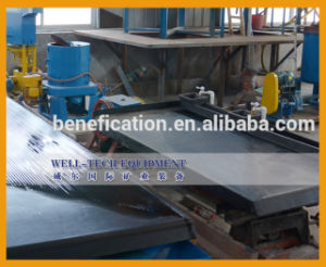 Gold Mining Machine Shaking Table Concentrator pictures & photos